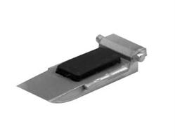 Sikkerhetsplate til TM40004 + gummi