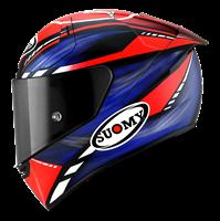 SUOMY SR-GP - On Board Blue/Red Fluo