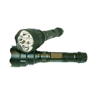 Lampa PL35. Grön Led 5st.1200Lumen.