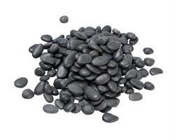 Sten svart