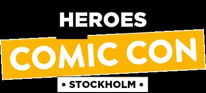 Vi kommer till Comic Con Stockholm!