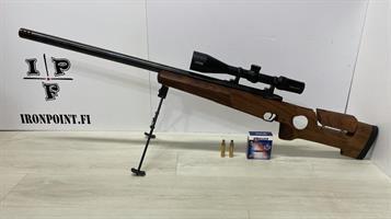 JJ .338 Lapua Magnum käytetty kivääri