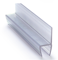Slepelist / subbelist 15 mm - for 8  mm glass