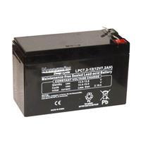 Batteri 12 Volt-7,2 Ah Blyack.Åtel/Larm