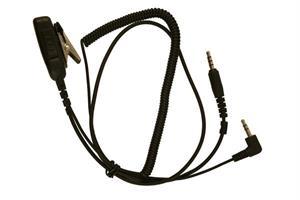 Kabel Hörselskydd 3,5mm.PTT-Y-ProFighter