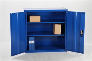 Förvaringsskåp Lill-Björn 1000x1000x500 blå