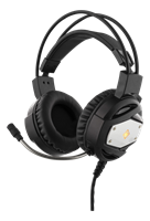 Headset Gaming LED 3.5 Stereo