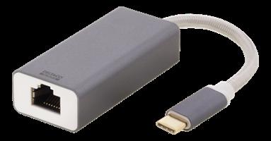 Nätverkskort USB-C-RJ45 10/100/1000