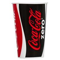 Coca bägare 400ml (20 x 50p)