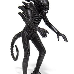 Alien, ReAction, Alien Warrior Midnight Black
