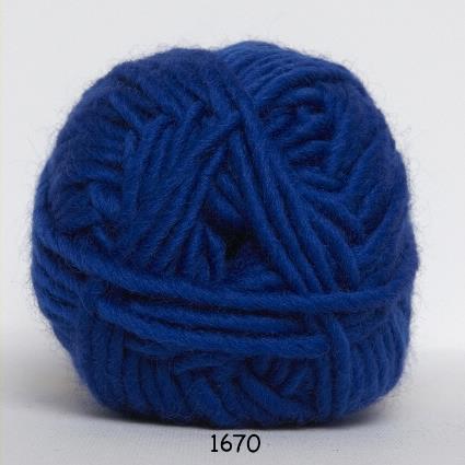 Kinna Textil Naturull kornblå