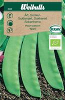 Ärt Socker- 'Norli' låg KRAV Organic