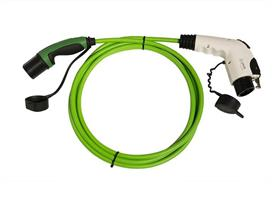 Ratio premium green 6m T2 til T1 16A mode 3 kabel