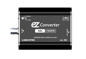 Lumantek ez-sh1, 3G/HD/SD-SDI to HDMI Converter