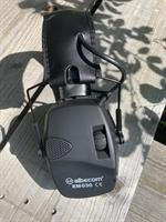 Hörselskydd EM030. Aktiva. Svart