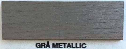 Hårdvaxolja Gråmetallic 1L