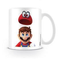 Super Mario Odyssey, Cap Pop Off