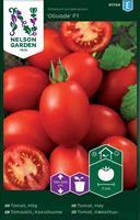 Tomat Plommon- 'Atyliade' F1 växthus