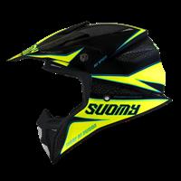 SUOMY MX SPEED - Transition Yellow