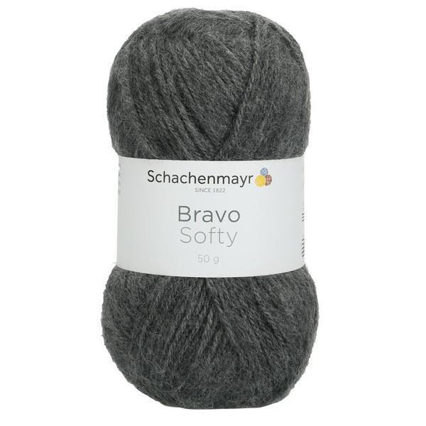 Permin Bravo Softy mörkgrå