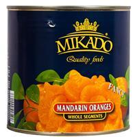 Mandariner 2,65kg