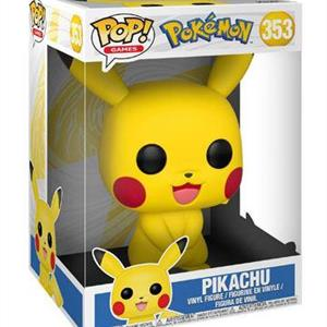 Pokemon Super Sized POP! Pikachu