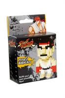 Street Fighter, Pixel Bricks Ryu