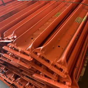 Bärbalk R83 lux 100/18x1850 beg röd 1000 kg