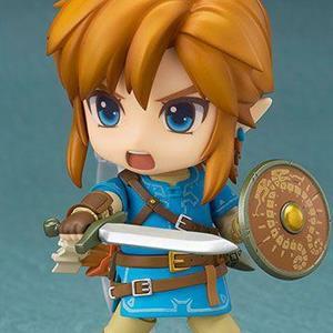 The Legend of Zelda, Breath of the Wild, Link