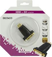 Adapter HDMI till DVI