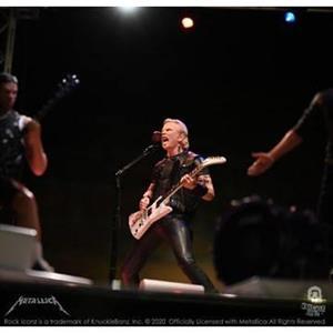 Metallica, Rock Iconz, James Hetfield