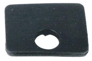 Gummipakning for 6 mm glass til TM30001/TM40004