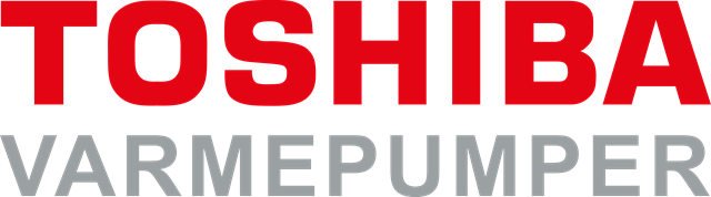 Vi er nå offisiell forhandler av Toshiba luft til luft varmepumper