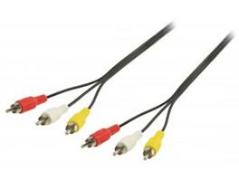 Kabel Komponentvideo 3xRCA