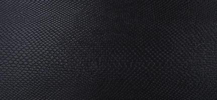 Konstläder ormskinn svart