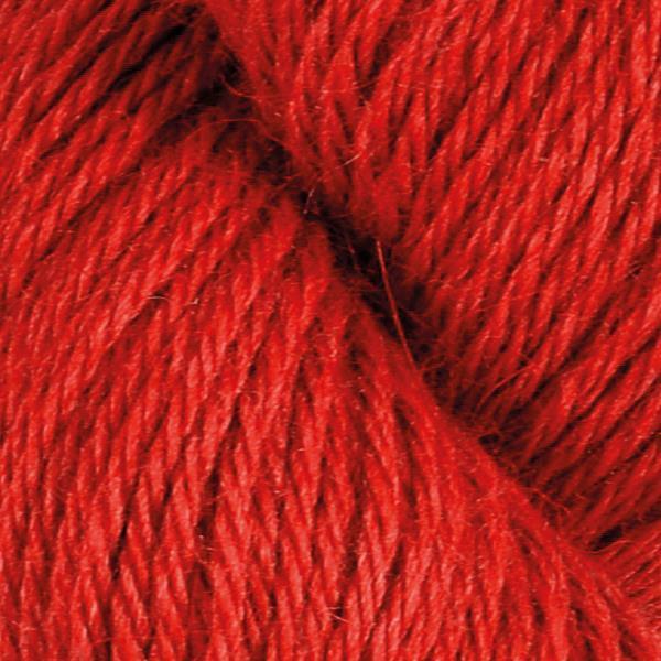 Järbo Garn Llama Silk varmröd