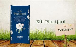Elit Planteringsjord med mineraler 50 liter