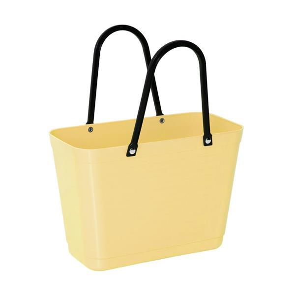 Hinza väska citrongul liten