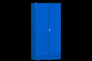 Verkstadsskåp 540x1020x2000 HD 500 blå