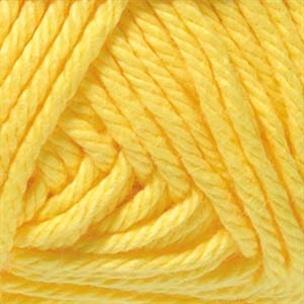 Järbo Garn Soft Cotton gul