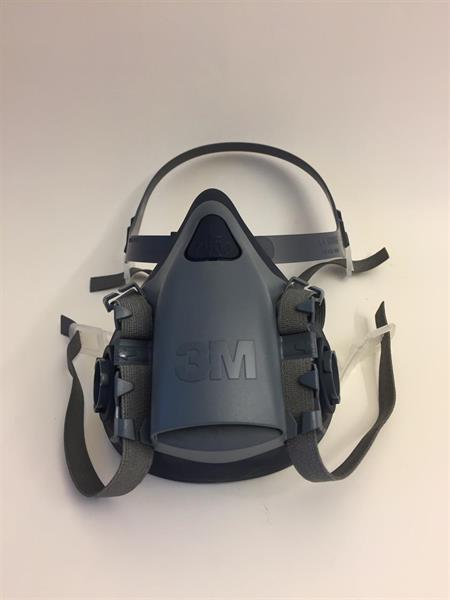 3M Maskstomme 7500-serien, halvmask Medium  7502F