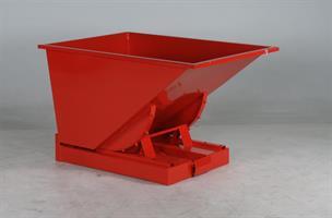 Tippcontainer Basic 300 L röd