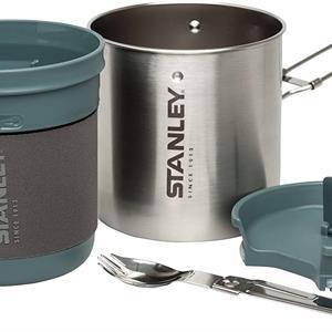 Stanley Compact Steel Cook Set
