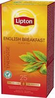 Lipton English Breakfast (6 x 25 påsar)