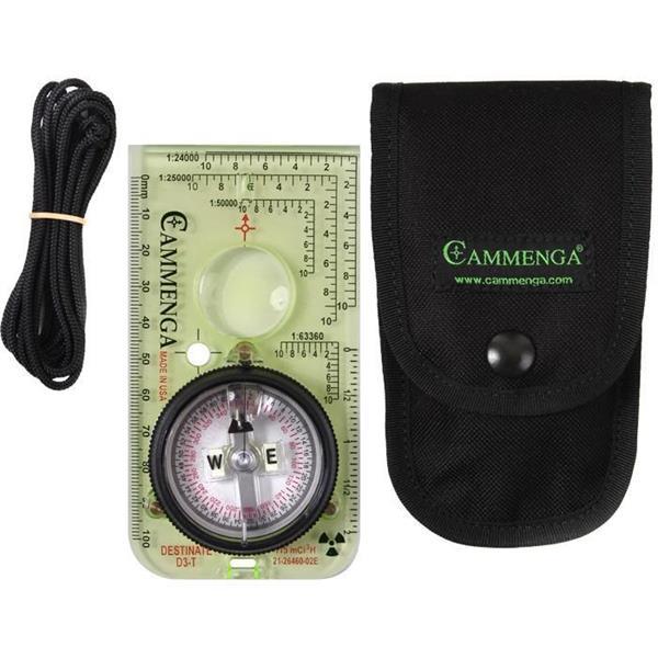 Cammenga Destinate Tritium Protractor Compass