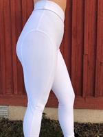 High-Waisted Jersey Training Breeches