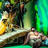 The Jungel Book - Teater Innlandet/Riksteatret - Director: Arvid Ones - Costume Design: Christina Lovery - Foto: Gisle Bjørneby 2019