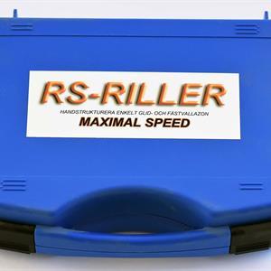 RS RILLER handverktyg - Std