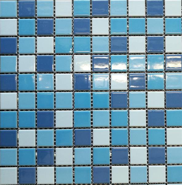 Mix Aquamarina, keraaminen  2,50 x 2,50