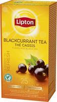 Lipton Blackcurrant (6 x 25 påsar)
